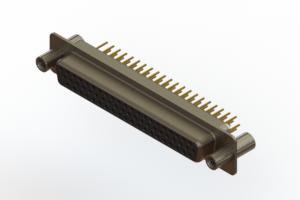 638-M62-630-BN4 - Machined D-Sub Connectors