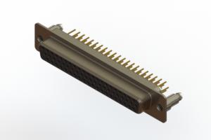 638-M62-630-BN5 - Machined D-Sub Connectors