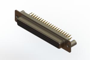 638-M62-630-BT3 - Machined D-Sub Connectors
