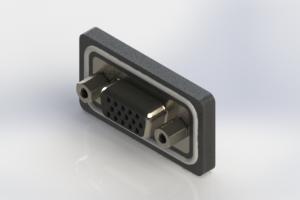 638-W15-221-012 - Waterproof High Density D-Sub Connectors
