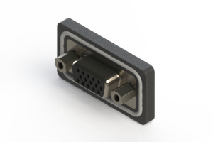638-W15-322-012 - Waterproof High Density D-Sub Connectors