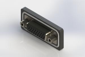 638-W26-222-012 - Waterproof High Density D-Sub Connectors