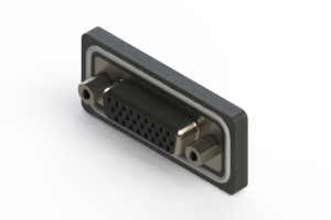 638-W26-622-012 - Waterproof High Density D-Sub Connectors