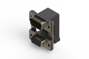 663-009-664-008 - D-Sub Connector | Right Angle