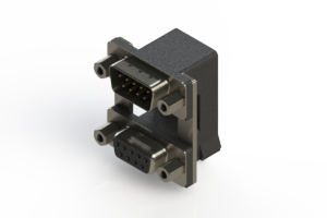 663-009-664-009 - D-Sub Connector | Right Angle