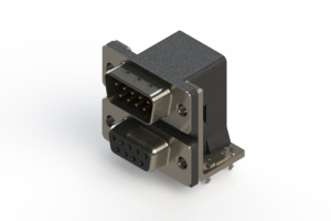 663-009-664-034 - D-Sub Connector | Right Angle