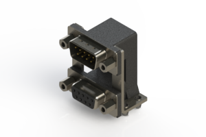 663-009-664-049 - D-Sub Connector | Right Angle