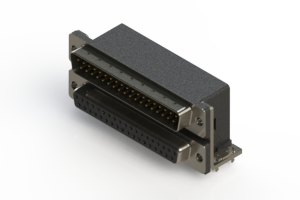 663-037-264-034 - D-Sub Connector | Right Angle