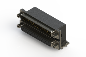663-037-264-043 - D-Sub Connector | Right Angle