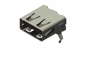 690A104-123-221 - USB Type‐A connector