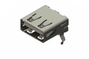 690A104-623-220 - USB Type‐A connector