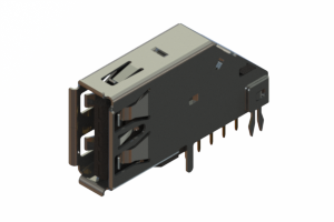 690D109-139-021 - USB 3.0 Type-A connector