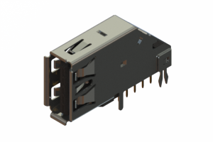 690D109-239-021 - USB 3.0 Type-A connector