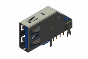 690D109-539-212 - USB 3.0 Type-A connector