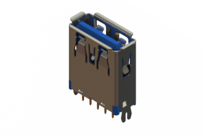 690F109-64C-012 - USB 3.0 Type-A connector
