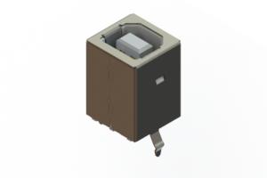 690Q204-243-210 - USB Type-B connector