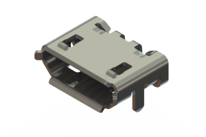 690T505-362-010 - USB Type-B Mini connector