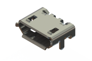 690T505-662-010 - USB Type-B Mini connector