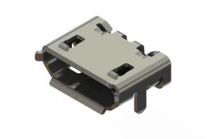 690T505-662-011 - USB Type-B Mini connector