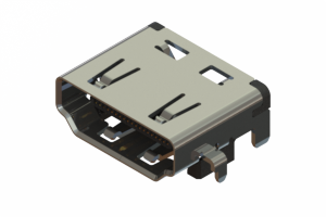 694C119-153-011 - HDMI Type-A connector