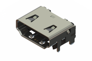 694D119-163-011 - HDMI Type-A connector