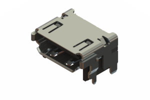 694D119-163-111 - HDMI Type-A connector