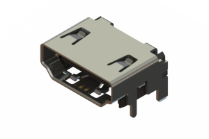694D119-165-011 - HDMI Type-A connector