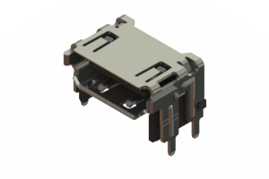 694D119-165-211 - HDMI Type-A connector