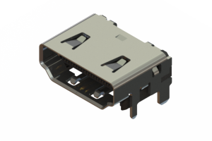 694D119-168-011 - HDMI Type-A connector