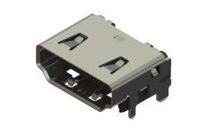 694D119-263-011 - HDMI Type-A connector