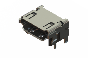 694D119-264-111 - HDMI Type-A connector