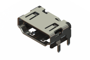694D119-264-411 - HDMI Type-A connector