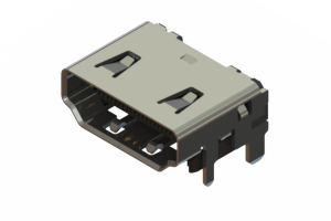 694D119-268-011 - HDMI Type-A connector