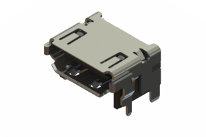 694D119-664-111 - HDMI Type-A connector