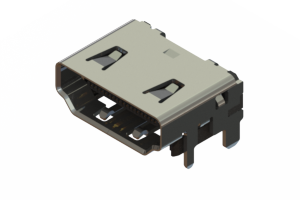 694D119-668-011 - HDMI Type-A connector