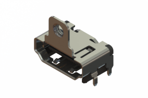 694E119-162-611 - HDMI Type-A connector