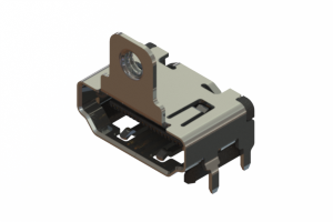 694E119-163-611 - HDMI Type-A connector