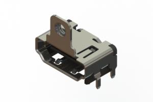 694E119-663-611 - HDMI Type-A connector