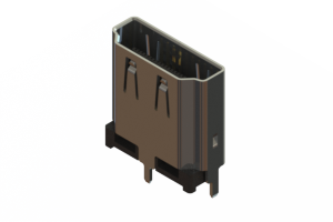 694F119-571-011 - HDMI Type-A connector