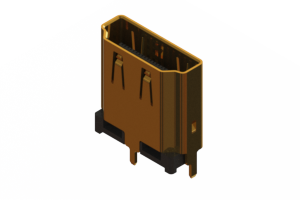 694F119G171-011 - HDMI Type-A connector