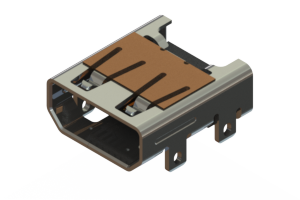 694H319-162-211 - HDMI Type-D connector