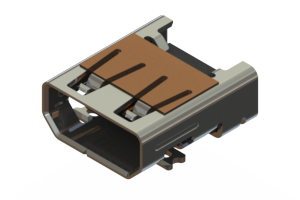 694H319-166-211 - HDMI Type-D connector
