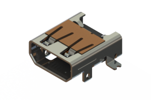 694H319-169-211 - HDMI Type-D connector