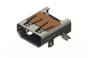 694H319-269-211 - HDMI Type-D connector