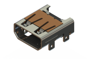 694H319-362-211 - HDMI Type-D connector