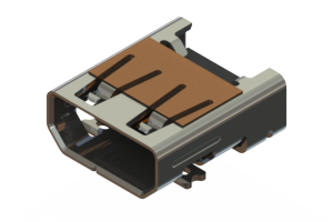 694H319-366-211 - HDMI Type-D connector