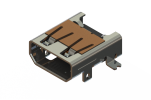 694H319-369-211 - HDMI Type-D connector