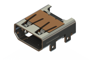 694H319-562-211 - HDMI Type-D connector