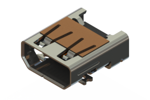694H319-566-211 - HDMI Type-D connector