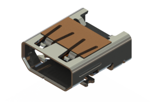 694H319-666-211 - HDMI Type-D connector